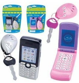 Toysmith On The Go Phone & Key