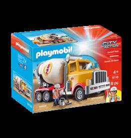Playmobil PlayMobil - Cement Truck