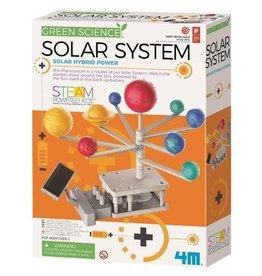Toysmith Solar System Hybrid Power Motorized Planetarium