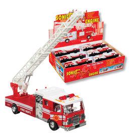 Toysmith Toysmith Die-cast Sonic Fire Engine
