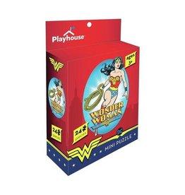 Paper House Production Mini Puzzle - Wonder Woman