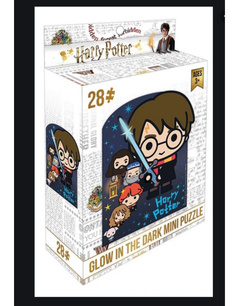 Paper House Production Mini Puzzle - Hogwarts