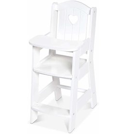 Melissa & Doug Mine to Love Play High Chair