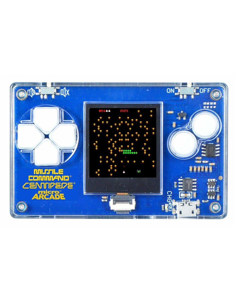 Super Impluse USA Micro Arcade - World's Smallest Missile Command
