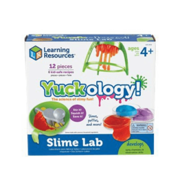 Learning Resources Science Kit Yuckology! Slime Lab