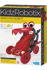 4M 4M Dragon Robot Fun Mechanics Kit