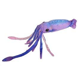 Wild Republic Plush Squid Purple