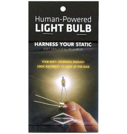 Copernicus Human Powered Light