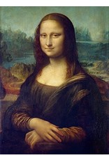 Tomax Mini Puzzle Tube - Mona Lisa 130 Pieces