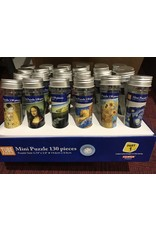 Tomax Mini Puzzle Tube - Starry Night 130 Pieces