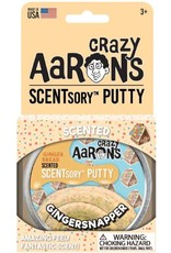 Crazy Aaron Putty Crazy Aaron's Thinking Putty - Scented - Gingersnapper