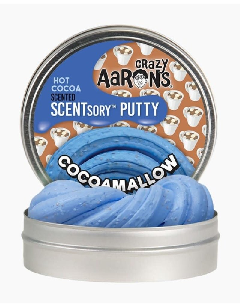 Crazy Aaron Putty Crazy Aaron's Thinking Putty - Scented - Cocoamallow