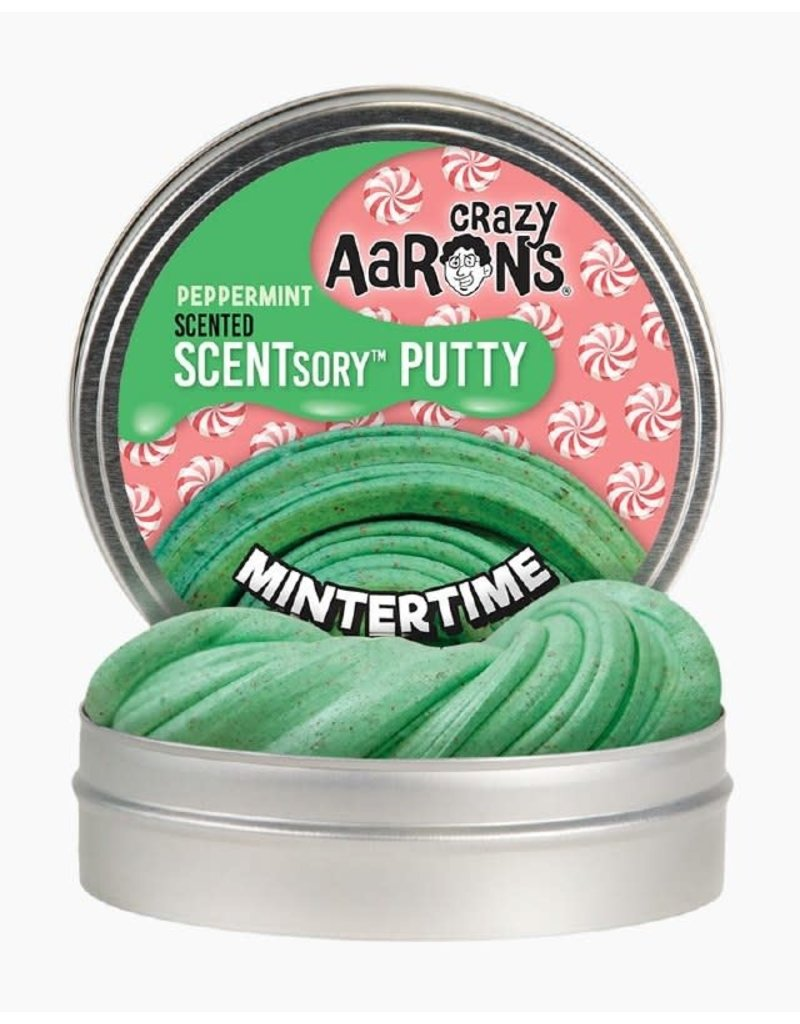 Crazy Aaron Putty Crazy Aaron's Thinking Putty - Scented - Mintertime