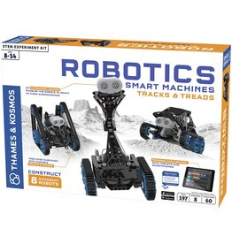 Thames & Kosmos Robotics- Smart Machines - Tracks & Treads