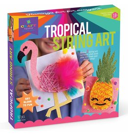 Ann Williams Group Craft Tastic Tropical String Art