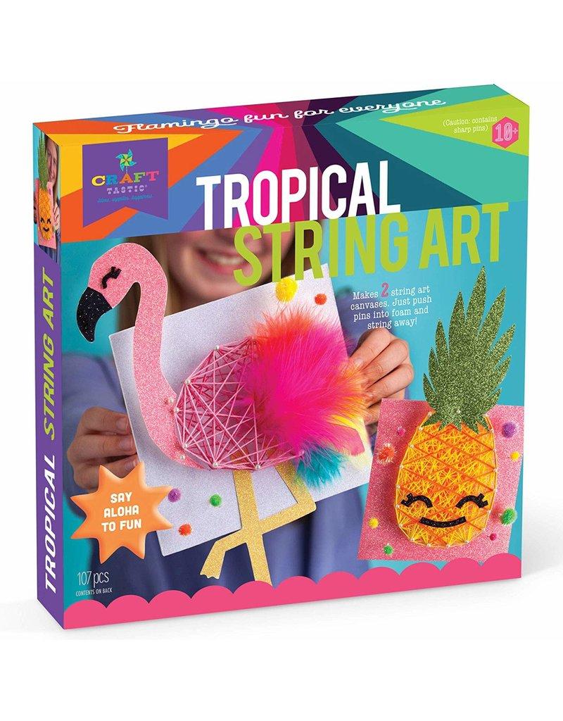 Ann Williams Group Craft Tastic Tropical String Art
