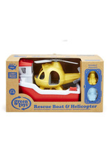 Green Toys Green Toys - Rescue & Helicopter