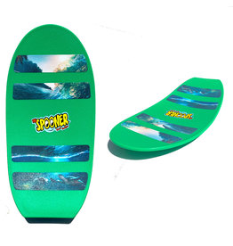 Spooner Boards Spooner - Freestyle Board - Green