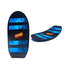 Spooner Boards Spooner - Freestyle Board - Black