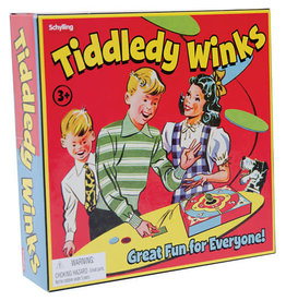 Schylling Tiddledy Winks Game