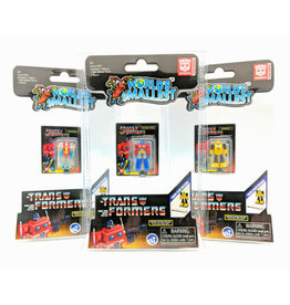 Worlds Smallest Novelty World's Smallest Transformers (Assorted)