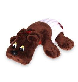 Schylling Pound Puppies - Newborns - Dark Brown