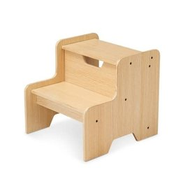 Melissa & Doug Step Stool - Natural