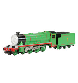 Bachmann Hobby Bachmann HO Scale Locomotive - Thomas and Friends - Deluxe Henry the Green Engine
