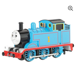 Bachmann Hobby Bachmann HO Scale Locomotive - Thomas and Friends - Deluxe Thomas the Tank Engine