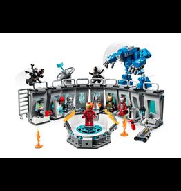 LEGO LEGO Super Heroes Marvel Iron Man Hall of Armor