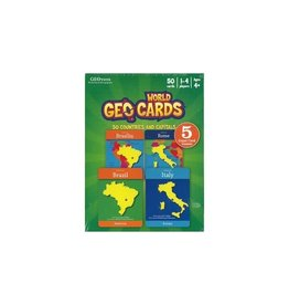 Geo Toys GeoCards World