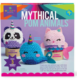 Ann Williams Group Craft Tastic Mythical Pom Animals
