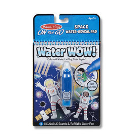 Melissa & Doug On-the-Go Water Wow! Space