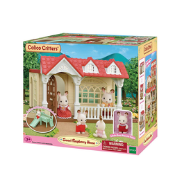 Calico Critters Calico Critter Sweet Raspberry Home