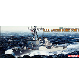 Dragon Hobby Model Ship - USS Arleigh Burke DDG-51 - 1/350 Scale