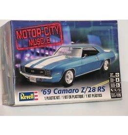 Revell Hobby Revell Model Car - 1969 Camaro Z/28 RS