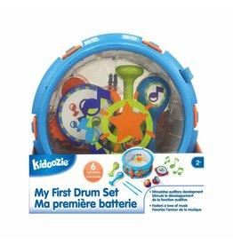Kidoozie Kidoozie My First Drum Set