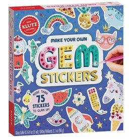Klutz Klutz Make Your Own Gem Stickers