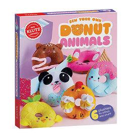 Klutz Klutz Sew Your Own Donut Animals