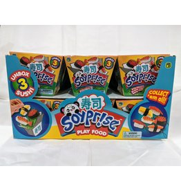 JA-RU Novelty Soyprise Play Food (Sushi Surprise)