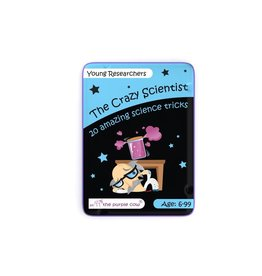 Purple Cow The Crazy Scientist Activity Cards - Young Researchers