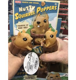 Schylling Toys Nutty Squirrel Popper