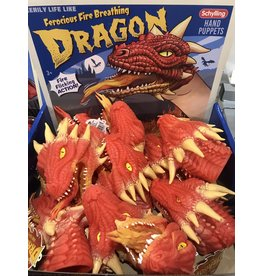 Schylling Toys Dragon Hand Puppet