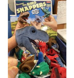 Schylling Toys Baby Dino Snappers Finger Puppet