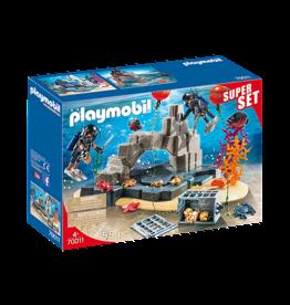 Playmobil Playmobil SuperSet Tactical Dive Unit