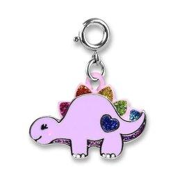 CHARM IT! Glitter Dinosaur Charm