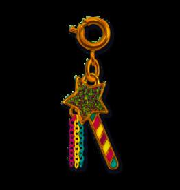 CHARM IT! Gold Magic Wand Charm