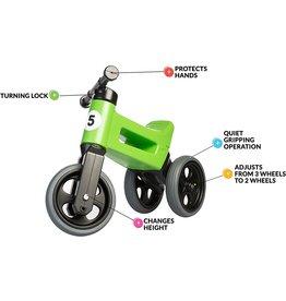 Free Wheelin Free Wheelin' Rider Sport Racing Green