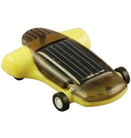 OWI Super Solar Race Car
