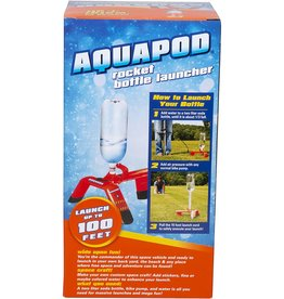 SCS Direct (Aquapod Rocket) AQUAPOD - Rocket Bottle Launcher